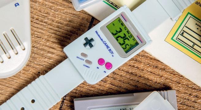 Nintendo превратила Game Boy в будильник