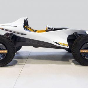 Зажигательная смесь Hyundai: скутер и багги
