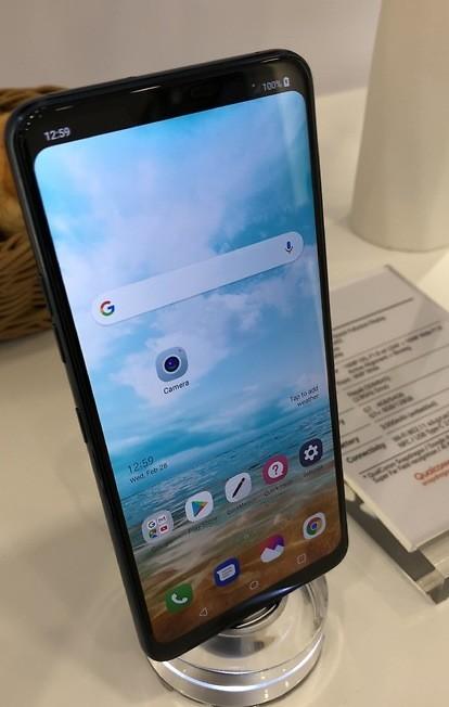 Утечка: дизайн и характеристики LG G7 (Neo)