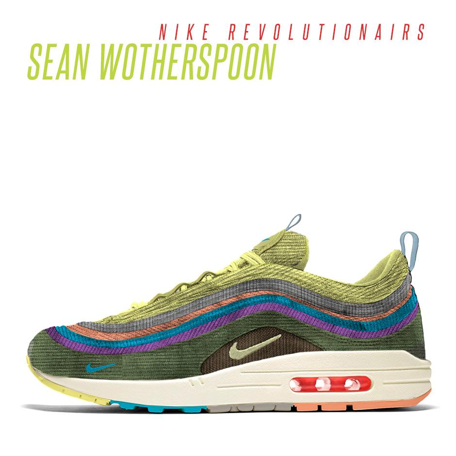 Моднейшие Nike Air Max 1/97 на подходе
