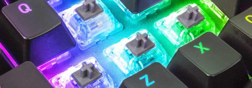 Механические клавиатуры — что это такое и как выбрать