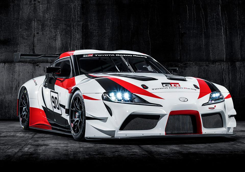 Возрождение легенды: Toyota представила новую Supra