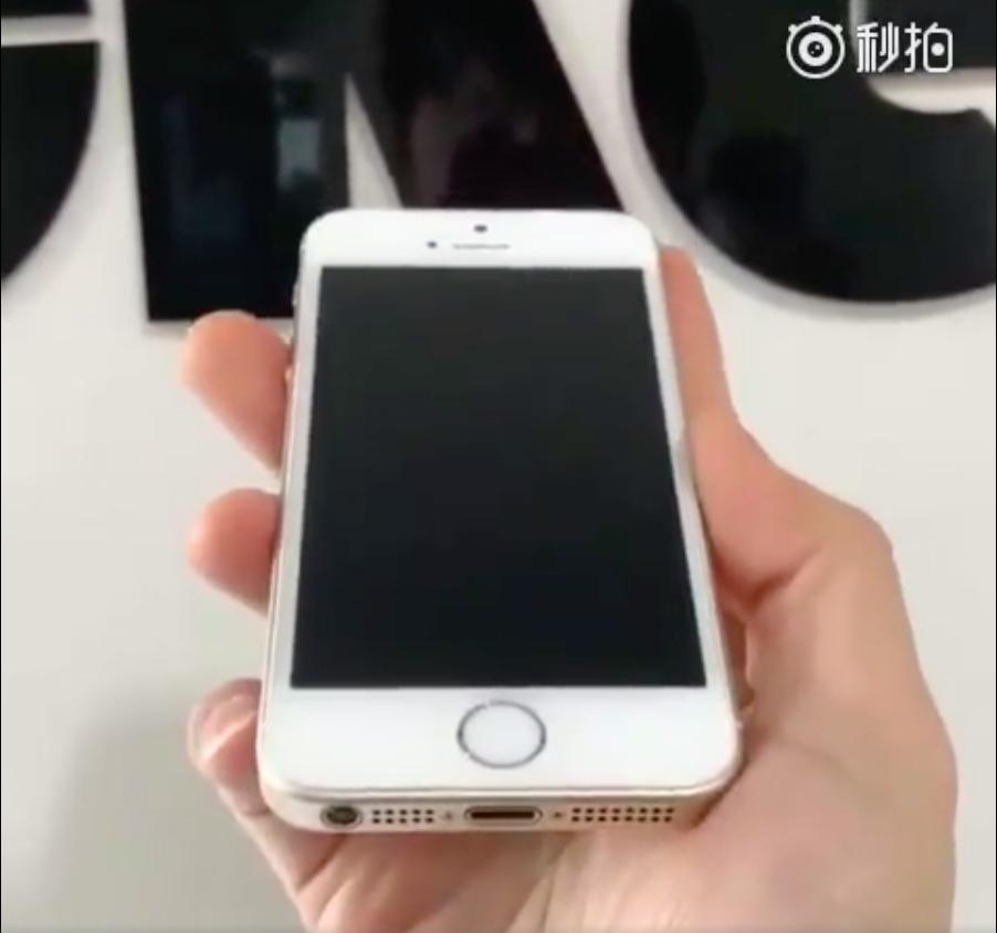 В интернет попали фотографии iPhone SE 2. Они странные