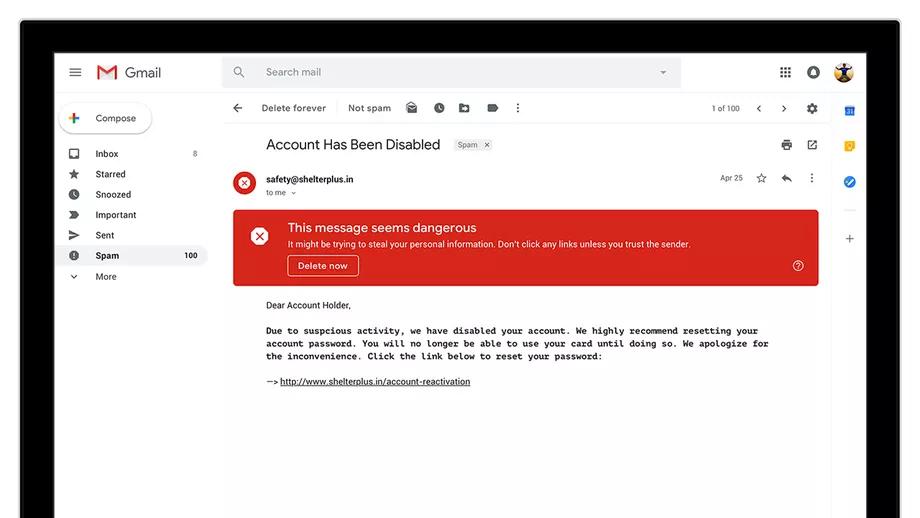 Что нового в новом интерфейсе Gmail