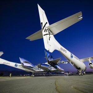 Космоплан Virgin Galactic совершил первый полёт с включёнными двигателями после катастрофы 2014 года