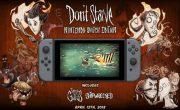 Игра на выживание «Do not Starve» попадет на Nintendo Switch 12 апреля