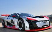 Автомобиль Audi из игры «Gran Turismo» будет участвовать в Формуле E