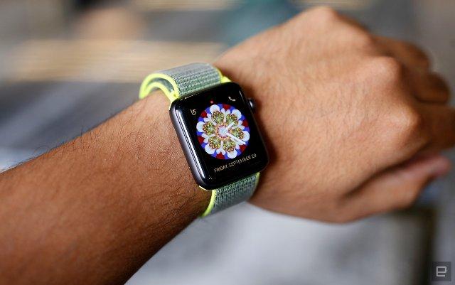 Apple сталкивается с патентным иском на датчик сердечного ритма в Watch