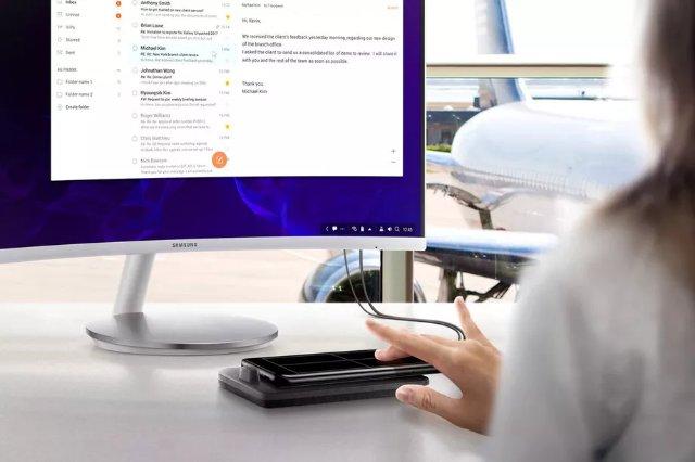 Samsung DeX Pad будет доступен за 100 долларов