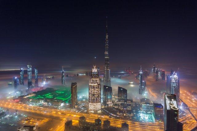 В следующем месяце в Дубае начнется тестирование цифрового номерного знака