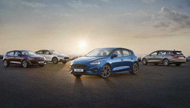 Новый Focus Ford получает ассистента Co-Pilot360