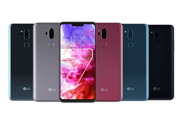 Флагман G7 от LG начнет работу в мае