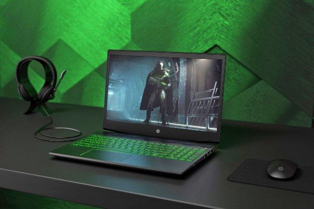 Новейшие ПК Pavilion HP построены для бюджетных геймеров