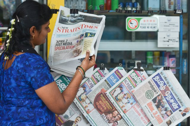 Малайзия на один шаг ближе к объявлению вне закона фальшивых новостей