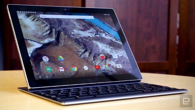 Google Assistant, наконец, работает на планшетах Pixel C
