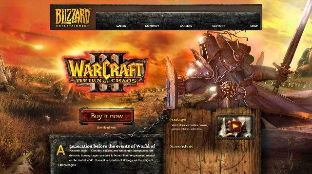 Blizzard дает 16-летнему «Warcraft III» широкоэкранный формат