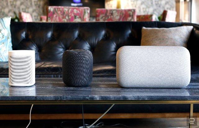Bloomberg: продажи HomePod медленны, если судить по поставщикам и аналитикам