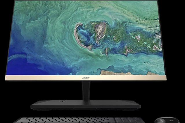 Настольный компьютер от Acer стоимостью 899 долларов поставляется с зарядной станцией Qi