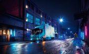 Первый электрический грузовик Volvo построен для городского использования