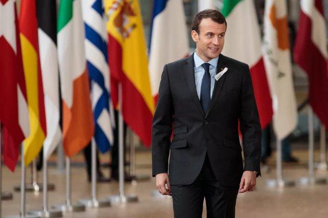 Плохо реализованный ИИ может «поставить под угрозу демократию», - говорит президент Франции Эммануэль Макрон
