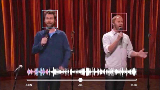 Google ИИ может выбирать голоса в толпе