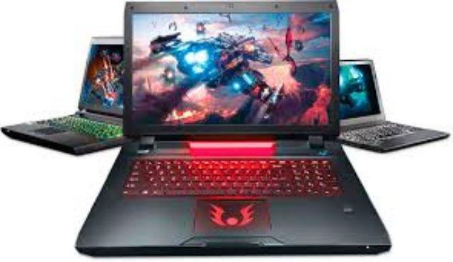 Самые мощные игровые ноутбуки