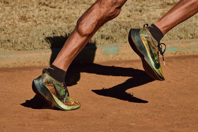 3D-печатные материалы Nike делают кроссовки еще легче