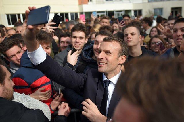Франция создает безопасное приложение для чата, чтобы отвадить ее президента от Telegram