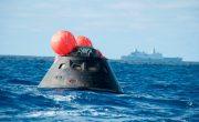 Капсула NASA Orion  будет иметь более 100 3D-печатных частей