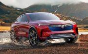 Концепция внедорожника EV от Buick имеет амбициозный 595 км диапазон