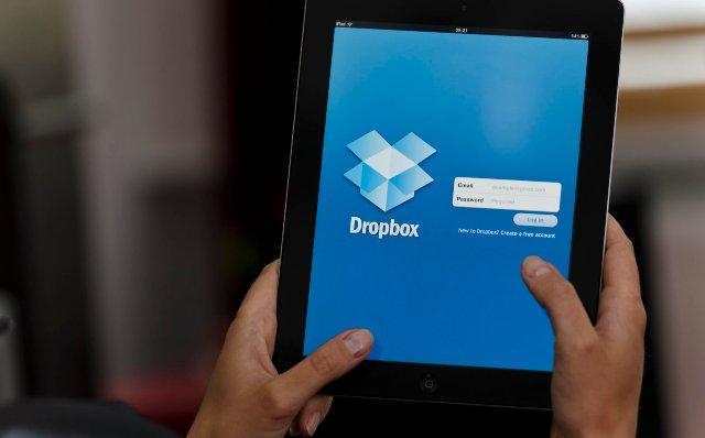 Dropbox получает полноэкранную iPad-навигацию и перетаскивание для iOS