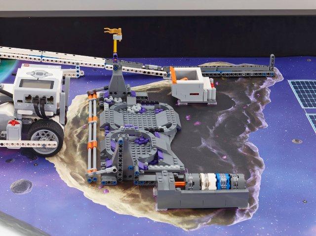Lego League возвращается в космос с двумя наборами роботов для соревнований