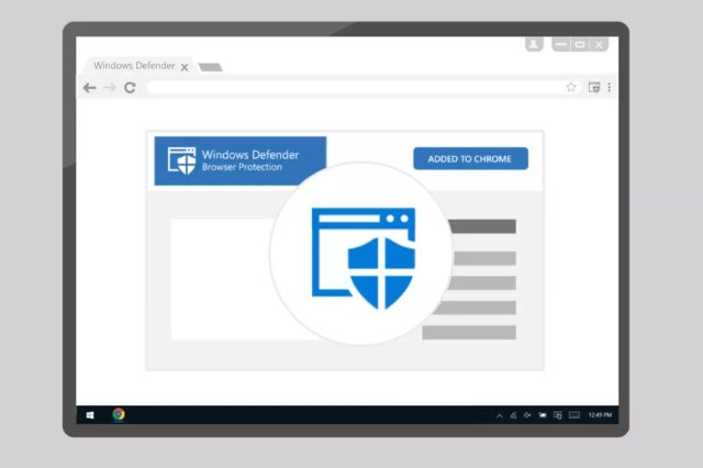 Microsoft обеспечивает антивирусную защиту браузера Chrome от Google