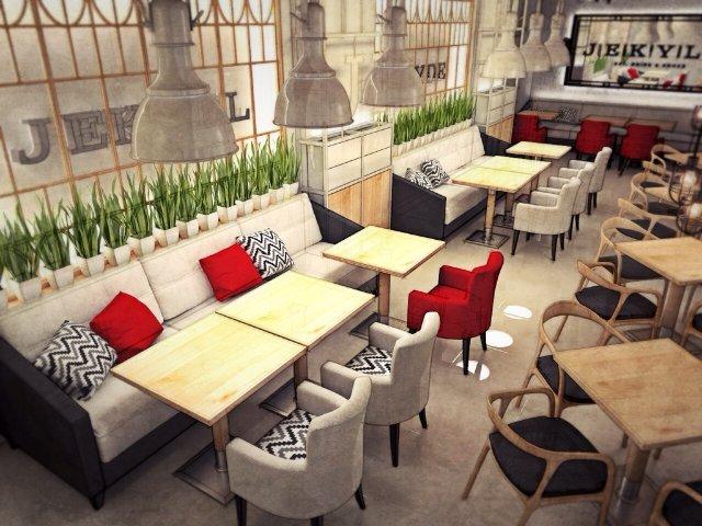 Мебель для своего ресторана или кафе