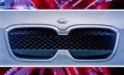 BMW выпускает тизер для iX3, ее первого полноэлектрического внедорожника