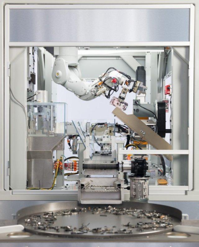 Apple представила своего новейшего робота для переработки отходов