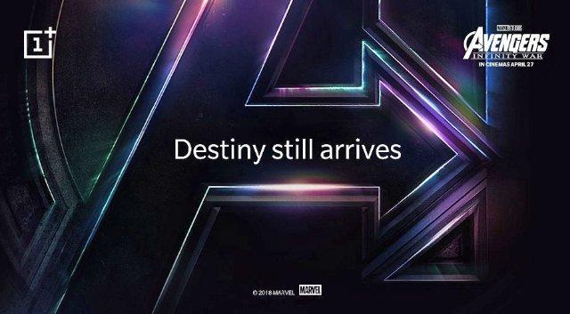 OnePlus выпускает телефон с поддержкой Мстителей