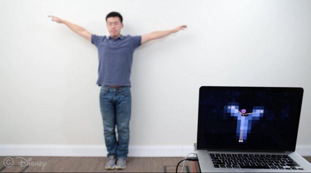 Сенсорная стена может позволить вам управлять домашними устройствами в будущем
