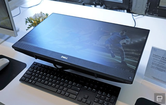 Весенняя линейка Dell заполнена игровыми ПК все-в-одном