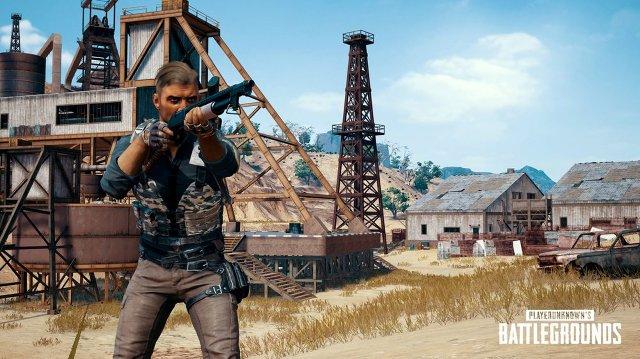 Игроки «PUBG» на Xbox могут протестировать вторую карту игры