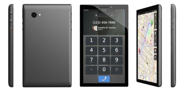 Телефон, ориентированный на конфиденциальность, будет поддерживать Ubuntu Touch