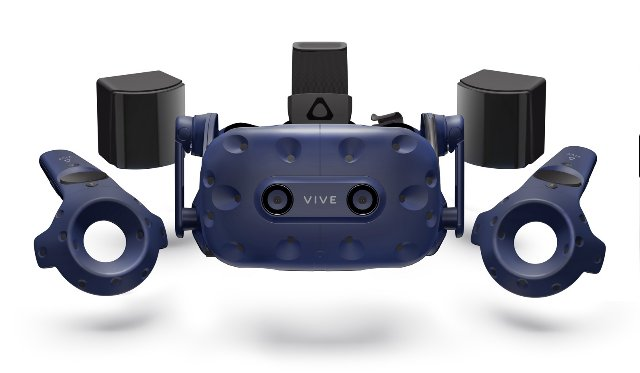 Последний комплект Vive Pro VR от HTC предназначен для бизнеса