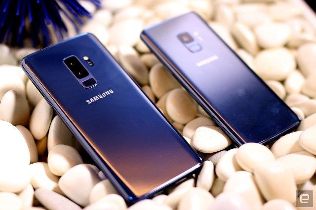 Samsung Galaxy S9 теперь поставляется с объемом памяти до 256 ГБ