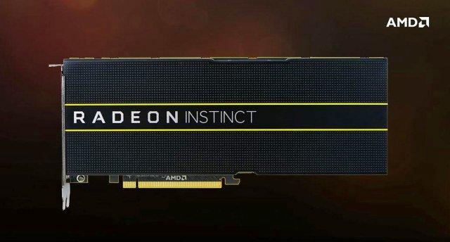 AMD готовится к 7-нанометровым процессорам и графическим картам