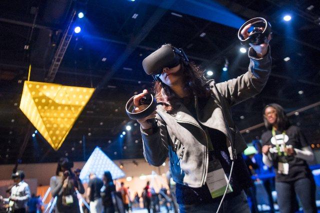 Oculus приносит вам живой театр VR