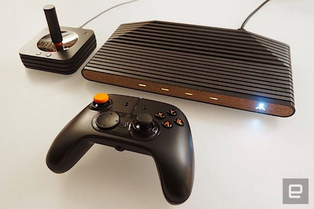 Предварительные заказы Atari VCS начинаются 30 мая, но она не будет отправлена до 2019 года