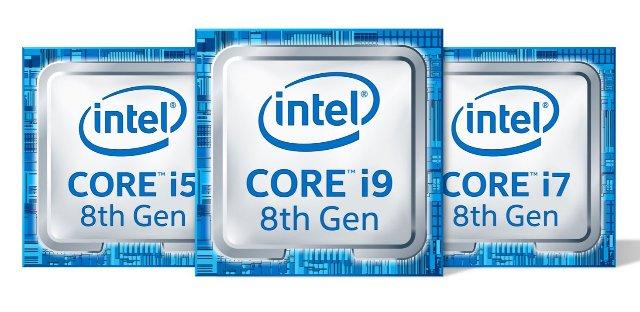Intel выводит шестиядерный процессор i9 на ноутбуки