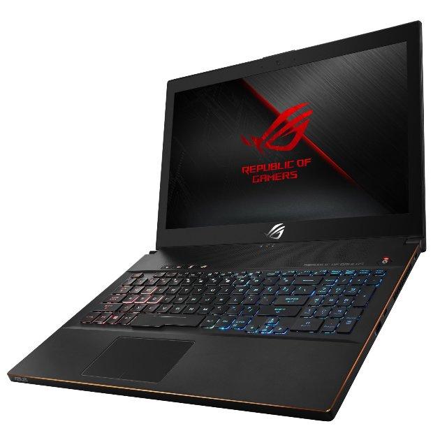 ASUS Zephyrus M - это тонкий игровой ноутбук с шестиядерным i7