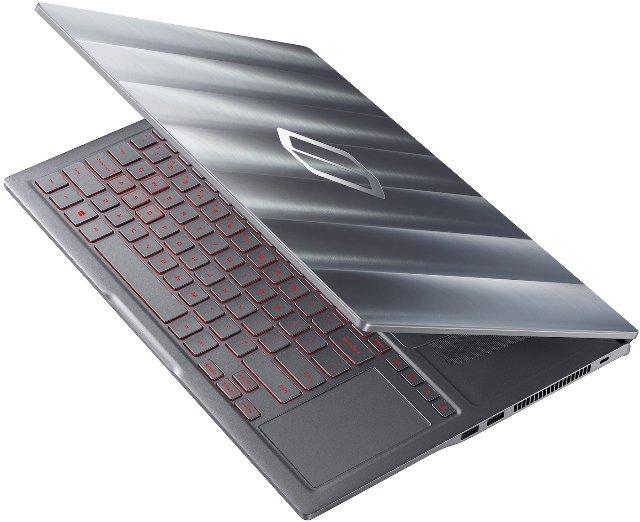 Последний игровой ноутбук от Samsung имеет 6-ядерный процессор i7