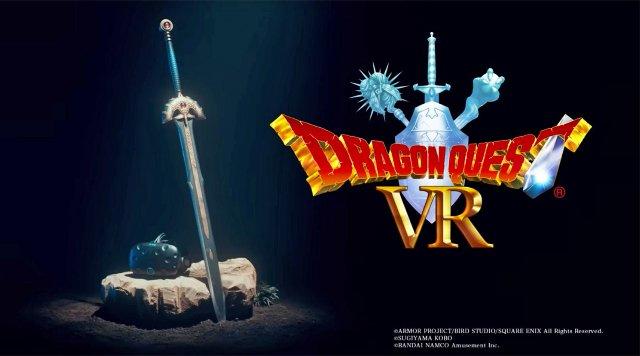 Dragon Quest VR появится в Японии в этом месяце